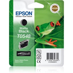 Epson - Cartucho T0548 negro mate