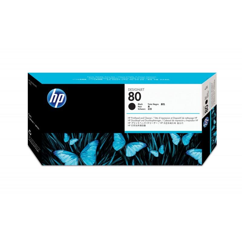 HP - 80 cabeza de impresora - C4820A
