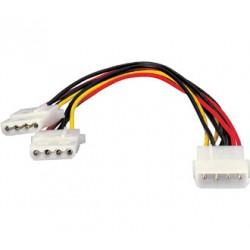 Equip - 112030 cable de alimentacin interna 02 m