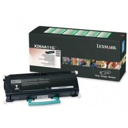 Lexmark - X264A11G cartucho de tner Original Negro 1 piezas