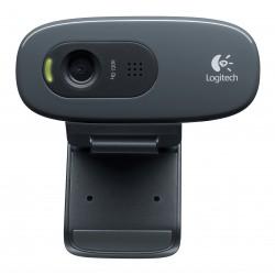Logitech - C270 cmara web 3 MP 1280 x 720 Pixeles USB 20 Negro