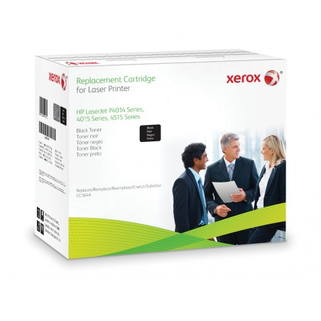 Xerox - Cartucho de tner negro Equivalente a HP CC364A Compatible con HP LaserJet P4014 LaserJet P4015 LaserJet P4515