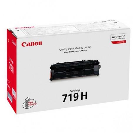 Canon - CRG 719H BK Original Negro 1 piezas