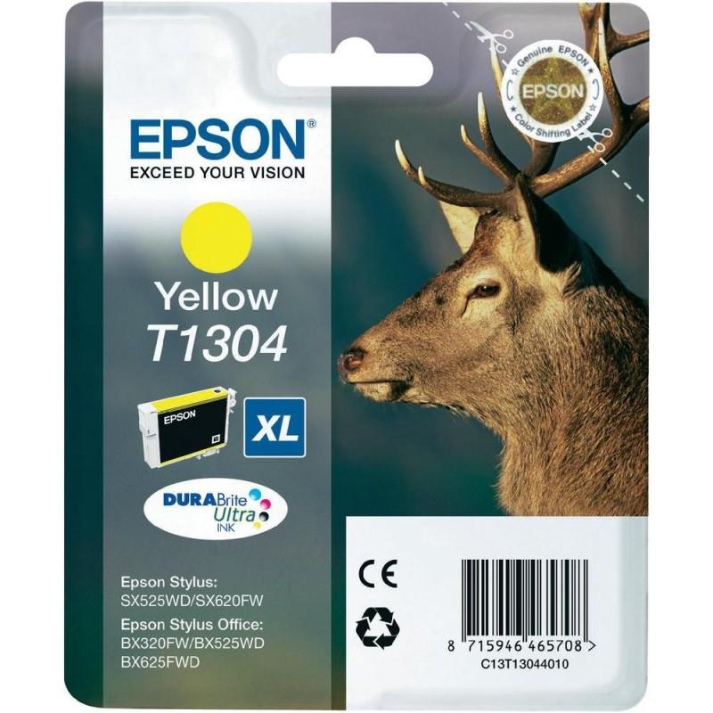 Epson - Stag Cartucho T1304 amarillo - C13T13044010