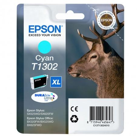 Epson - Stag Cartucho T1302 cian - C13T13024010
