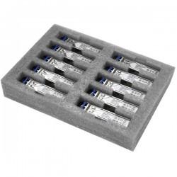 StarTechcom - Mdulo Transceptor SFP Compatible con HP J4859C - 1000BASE-LX - Paquete de 10