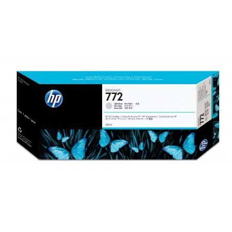 HP - 772 1 piezas Original Gris claro