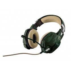 Trust - GXT 322C Auriculares Diadema Verde