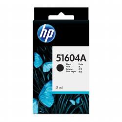 HP - 51604A cartucho de tinta 1 piezas Original Negro