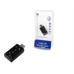 LogiLink - USB Soundcard 71 canales
