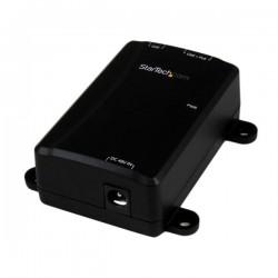 StarTechcom - Inyector PoE Midspan de 1 Puerto Gigabit - 8023at y 8023af