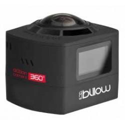 Billow - XS360PRO cmara para deporte de accin Full HD CMOS 16 MP Wifi 84 g - XS360PROB