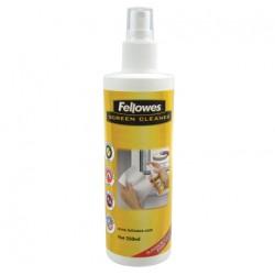 Fellowes - 250ml Screen Cleaning Spray LCD/TFT/Plasma Limpiador de aire comprimido para limpieza de equipos