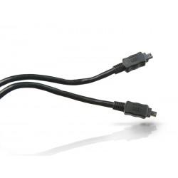 Conceptronic - FireWire Cable 4-p 18m 18 m Negro