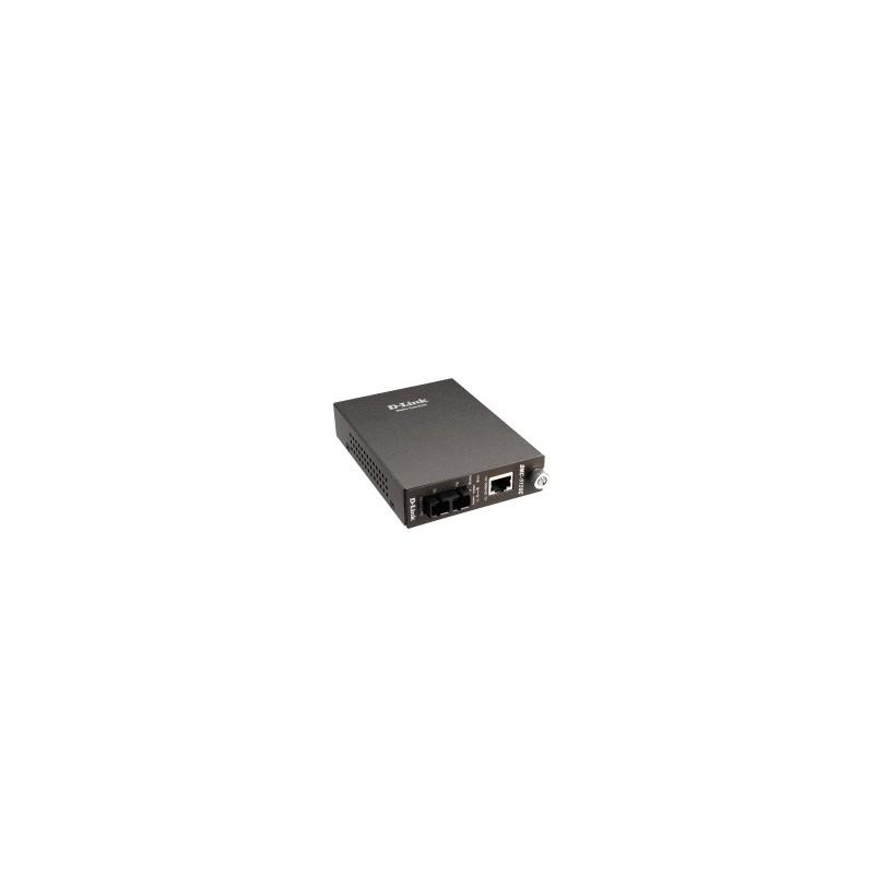 D-Link - DMC-515SC Media Converters convertidor de medio