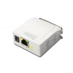 Digitus - DN-13001-1 servidor de impresin LAN Ethernet Blanco