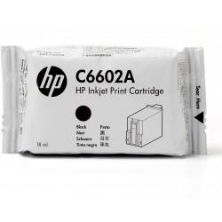 HP - C6602A cartucho de tinta 1 piezas Original Alto rendimiento XL Negro