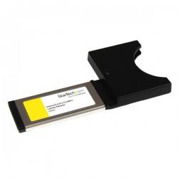 StarTechcom - Tarjeta Adaptador ExpressCard /34 34mm a PC Card PCMCIA Cardbus