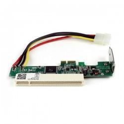 StarTechcom - Tarjeta Adaptador PCI Express PCIe PCI-e a PCI