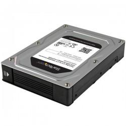 StarTechcom - Caja Adaptadora SATA con RAID de 2 Bahas de 25 a 35 Pulgadas