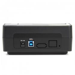StarTechcom - Estacin de Conexin Dock USB 30 para Discos Duros HDD SATA de 25 y 35 pulgadas