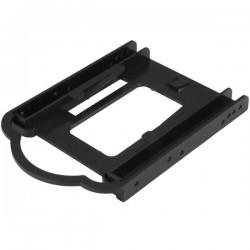 StarTechcom - Bracket de Montaje de DD/SSD de 25 para Baha de 35 - Instalacin sin Herramientas