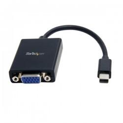 StarTechcom - Adaptador Conversor de Vdeo Mini DisplayPort DP a VGA - 1920x1200 - Cable Convertidor Activo