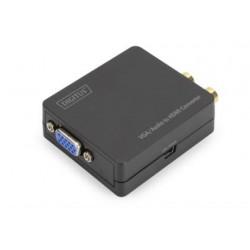 Digitus - DS-40130-1 convertidor de video