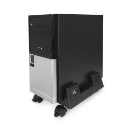Ewent - EW1290 soporte de CPU Cart CPU holder Negro
