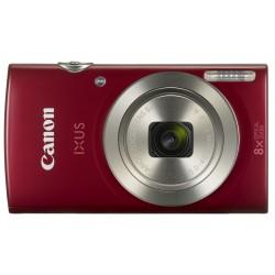 Canon - Digital IXUS 185 Cmara compacta 20 MP CCD 5152 x 3864 Pixeles 1/23 Rojo