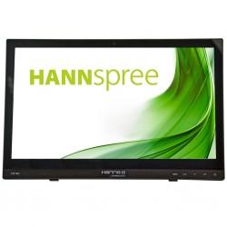 Hannspree - HT 161 HNB 396 cm 156 1366 x 768 Pixeles Multi-touch Mesa Negro