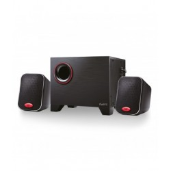 Ewent - EW3505 conjunto de altavoces 15 W Negro 21 canales