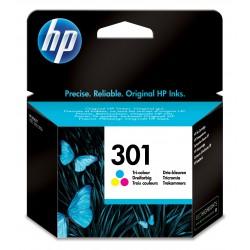 HP - 301 1 piezas Original Rendimiento estndar Cian Magenta Amarillo