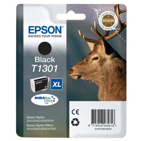 Epson - Stag Cartucho T1301 negro - C13T13014010