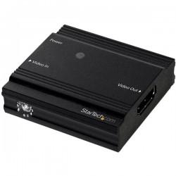StarTechcom - Amplificador de Seal HDMI - Extensor Alargador HDMI 4K a 60Hz - Hasta 9 Metros con Cable Convencional