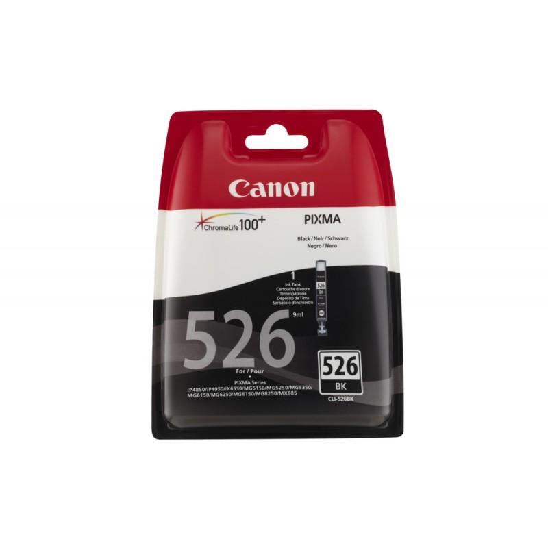 Canon - CLI-526BK Original Negro 1 piezas