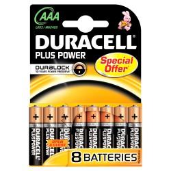 Duracell - Plus Power Single-use battery AAA Alcalino 15 V