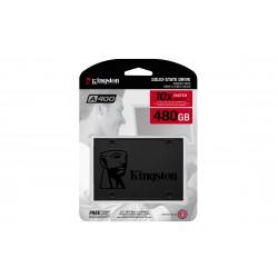 Kingston Technology - A400 25 480 GB Serial ATA III TLC