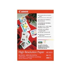 Canon - HR101N PAPER A4 papel para impresora de inyeccin de tinta