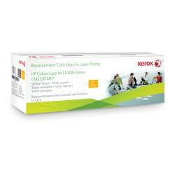 Xerox - Cartucho de tner amarillo Equivalente a HP CC532A Compatible con HP Colour LaserJet CM2320 MFP Colour LaserJet CP202