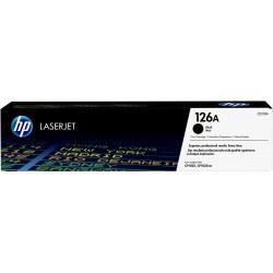 HP - 126A 1 piezas Original Negro