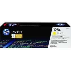 HP - 128A 1 piezas Original Amarillo