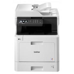 Brother - MFC-L8690CDW impresora lser Color 2400 x 600 DPI A4 Wifi