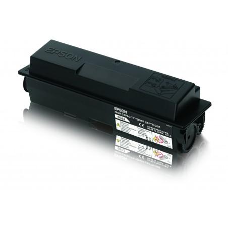 Epson - Cartucho de tner retornable negro alta capacidad 8k - C13S050584