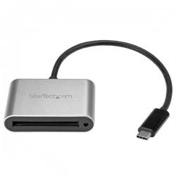 StarTechcom - Lector Grabador USB 30 USB-C Tipo C de Tarjetas de Memoria Flash Cfast Alimentado por USB
