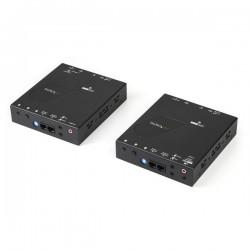 StarTechcom - Juego de Extensor Alargador HDMI 4K con Soporte para Muro Multivdeo - Extensor por IP compatible con Video Wall