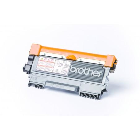 Brother - TN-2210 cartucho de tner Original Negro 1 piezas