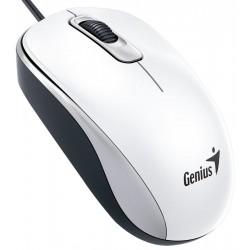 Genius - DX-110 ratn USB tipo A ptico 1000 DPI Ambidextro - 31010116102