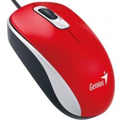 Genius - DX-110 ratn USB tipo A ptico 1000 DPI Ambidextro - 31010116104