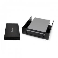 StarTechcom - S251BU31REM panel baha disco duro 889 cm 35 Bandeja para disco duro Negro